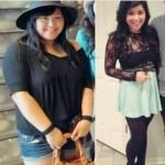 Mừng quá! Em đã giảm được 10kg chỉ trong 1 tháng