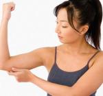 Bắp tay - làm thế nào để thon gọn?