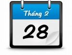 Vì sao tháng 2 có 28 hoặc 29 ngày?