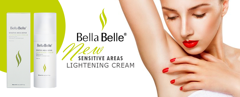 Bella Belle Sensitive Areas Repair Lightening Cream