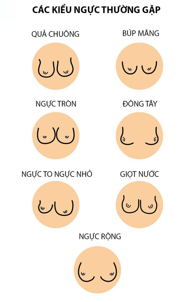 """BẠN CÓ BIẾT: Cách Chọn """"Áo Ngực"""" Phù Hợp Với Từng Dáng Người"""