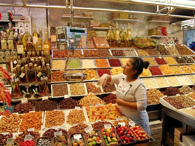 Ngất ngây trước 12 thiên đường thực phẩm trên thế giới ảnh 2