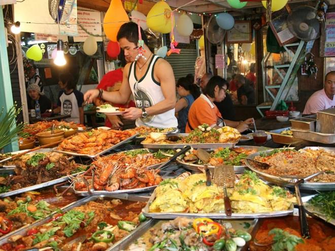 Ngất ngây trước 12 thiên đường thực phẩm trên thế giới ảnh 1