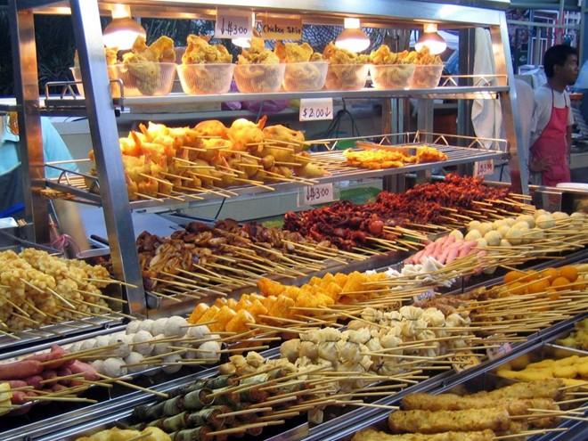 Ngất ngây trước 12 thiên đường thực phẩm trên thế giới ảnh 7