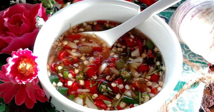 - nuo cham 7 - Nước chấm là linh hồn của món ăn và 10 cách pha nước chấm cực ngon cho các món cá, thịt, nem…