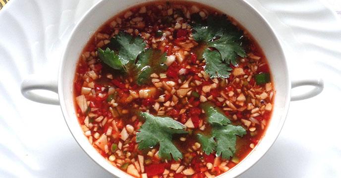 - nuoc cham 4 - Nước chấm là linh hồn của món ăn và 10 cách pha nước chấm cực ngon cho các món cá, thịt, nem…