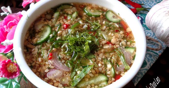 - nuoc cham 8 - Nước chấm là linh hồn của món ăn và 10 cách pha nước chấm cực ngon cho các món cá, thịt, nem…
