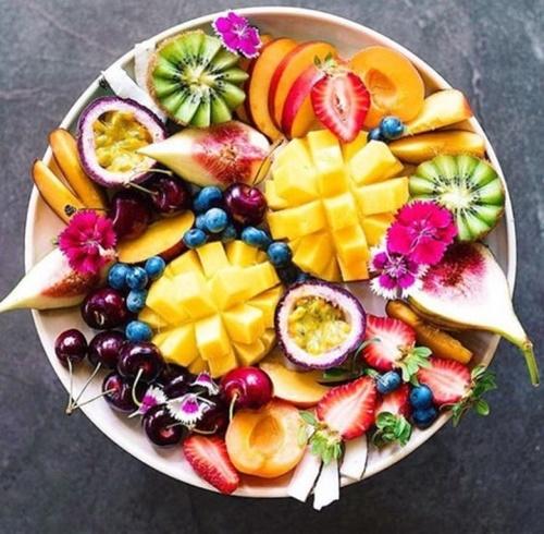 Ăn trái cây và rau mỗi ngày