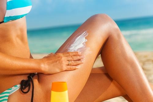 Bảo vệ da khỏi ánh nắng