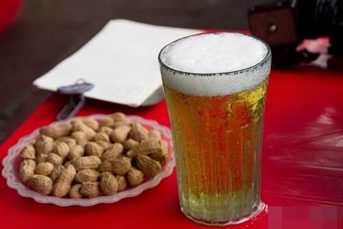 Bi quyet tu lam mun chui ra khong can nan chi voi 1 coc bia