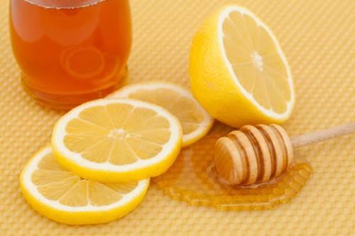 Công thức từ chanh tươi và mật ong1