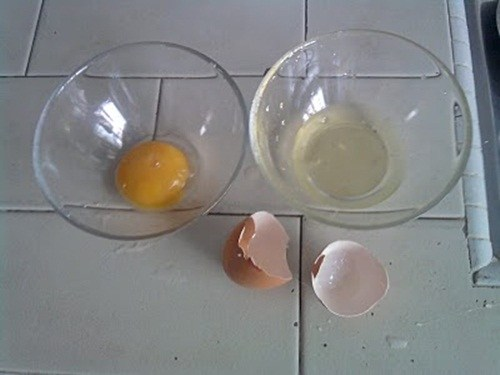 Làn da trở nên căng mịn, hồng hào như vừa đi thẩm mỹ chỉ với 1 quả trứng
