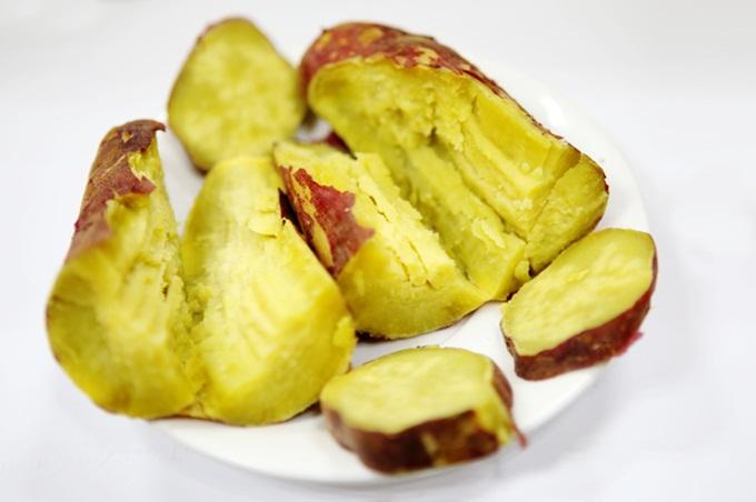 làm đẹp da với khoai lang kenhphunu.com