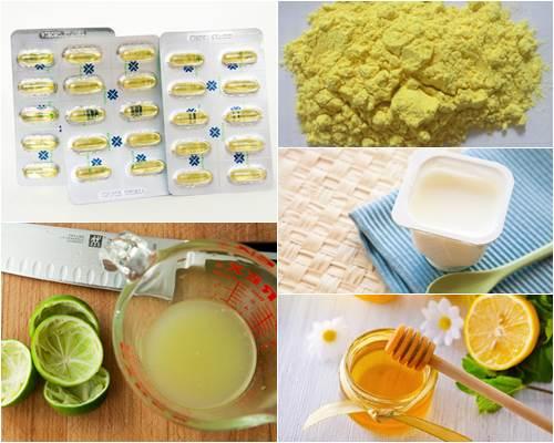 Công thức từ vitamin E cho da căng mịn trắng như trứng gà bóc chỉ sau 15 phút chẳng cần thoa chút kem nào