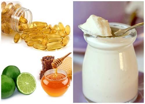Kết hợp sữa cho, vitamin E và mật ong giúp ngăn ngừa sự lão hóa da nhanh chóng.