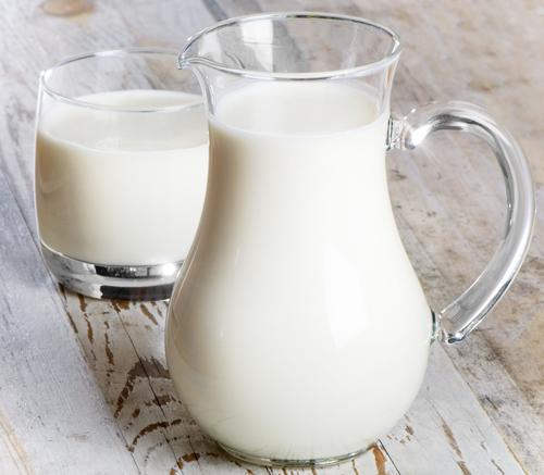 Tẩy da chết từ sữa tươi