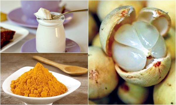 Mẹo trị nám hiệu quả tại nhà chỉ với bột nghệ và sữa chua