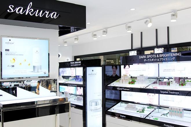 cửa hàng bán Sakura chính hãng