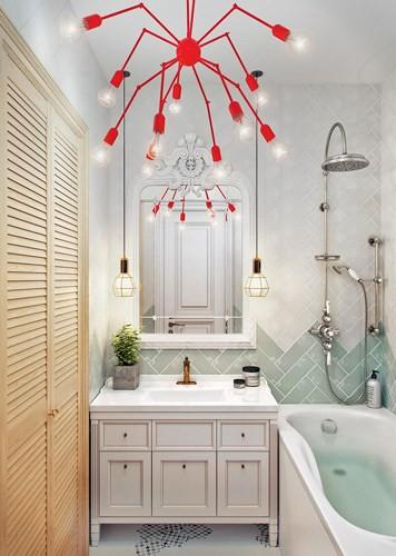 Thiết kế căn hộ nhỏ có hai phòng ngủ cực kỳ thông minh - Ảnh 7.