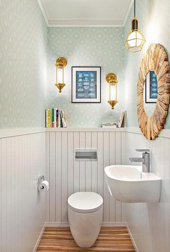 Thiết kế căn hộ nhỏ có hai phòng ngủ cực kỳ thông minh - Ảnh 8.