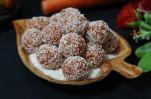 Mứt cà rốt bọc dừa xinh yêu ngọt ngào mọi người đều thích
