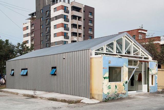 Sau quá trình cải tạo, không gian này có thể sử dụng làm nơi sinh sống, cửa hàng hoặc một cho thuê làm nơi du khách nghỉ ngơi.