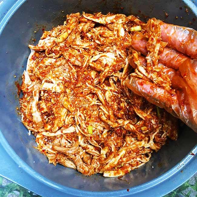Cách làm thịt heo khô cay ngon bá cháy nhâm nhi ngày Tết - 5