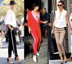 Bí quyết 'kéo dài' đôi chân với quần tuxedo
