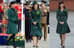 """THỜI TRANG CỦA KATE MIDDLETON: 11 kiểu trang phục """"ruột"""" của Công nương Kate Middleton"""