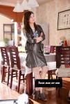 Triệu Vy mặc hàng loạt đồ hiệu trong 'Mẹ hổ bố mèo'