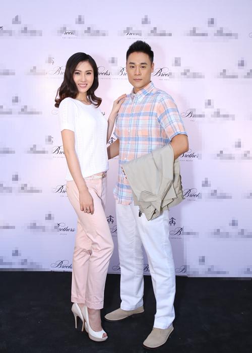 MC Phan Anh diện veston bảnh bao - 11