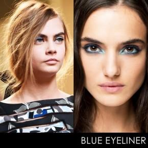 4 gam màu trang điểm rực rỡ cần thử ngay mùa thời trang Xuân Hè 2015