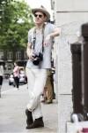 Ngất ngây với street style của phái mạnh tại Tuần lễ thời trang nam London
