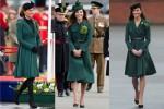 Phong cách ruột của công nương Kate Middleton