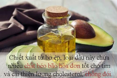 5 loại dầu ăn có lợi cho việc giảm cân - 7
