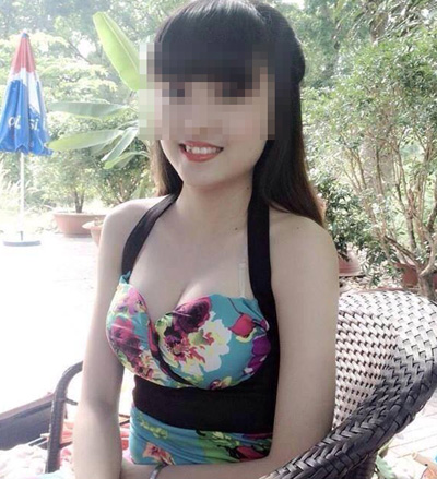 Bạn gái Việt khoe ngực ngày càng dạn dĩ - 1