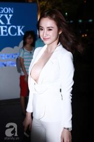 """ANGELA PHƯƠNG TRINH: Những lần """"thả rông"""" ngực gây sốc của Angela Phương Trinh"""