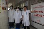 Bộ trưởng Bộ Y tế trực tiếp kiểm tra  phòng chống dịch MERS-CoV