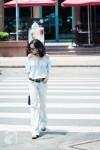 QUÝ CÔ ĐẸP: Bảo Hoàng - Nữ nhà báo yêu thời trang, ham săn đồ rẻ và đẹp