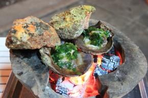 Chảy nước miếng với 8 món hải sản nướng mỡ hành