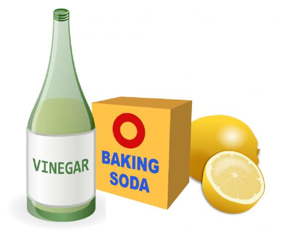 Cách khử mùi tủ lạnh baking soda