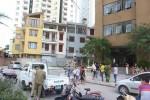 Bà mẹ 3 con rơi từ tầng 29 chung cư ở Hà Nội