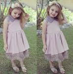 Công chúa 4 tuổi thích style điệu đà