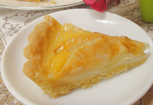 Tự tay làm bánh tart táo thơm ngon - 12