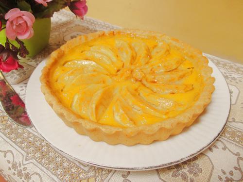 Tự tay làm bánh tart táo thơm ngon - 9