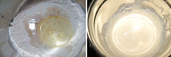 Làm bánh dâu tây bằng lò vi sóng cực dễ