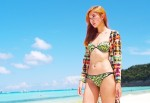 Tối kỵ mặc bikini ở bãi tắm, bể bơi