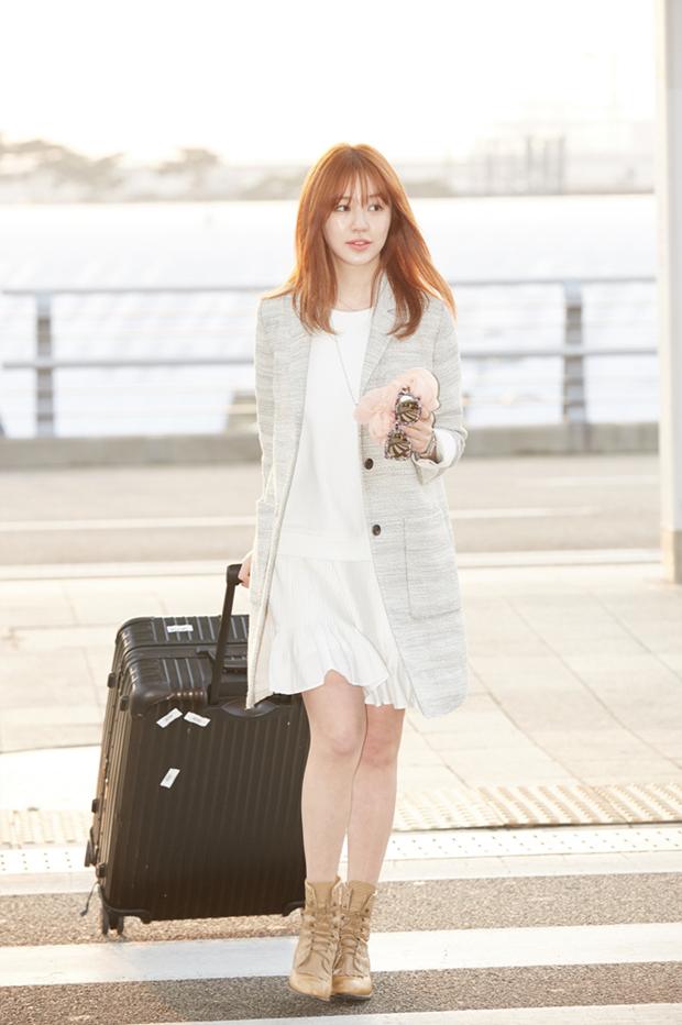 Yoon Eun Hye Fashionista Ch Nh Hi U Showbiz H N