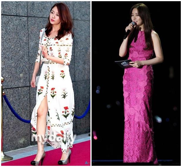 Yoon Eun Hye - Một fashionista chính hiệu