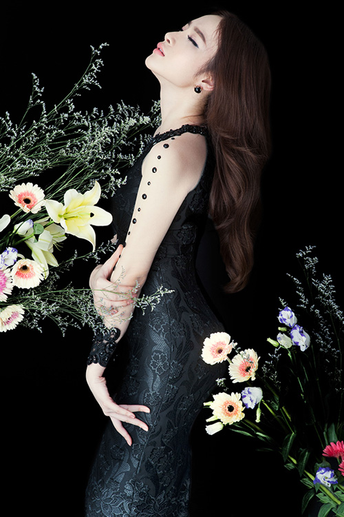 Angela Phương Trinh ngoan hiền trong bộ ảnh mới - 12